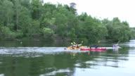 Kayaks video