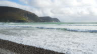 PAN Keel Bay And Dooega Head On Achill Island video