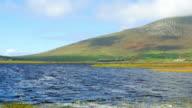 Keel Lough On Achill Island video