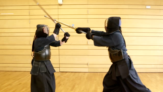 Kendo training video