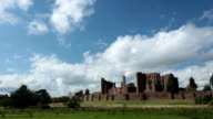 Kenilworth Castle and Clouds video