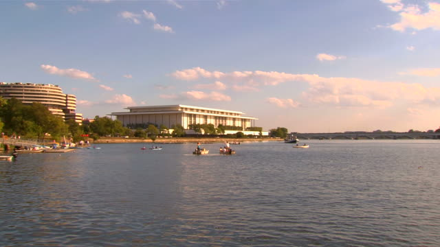 HD Kennedy Center ZoomIn_1 (1080/24P) video
