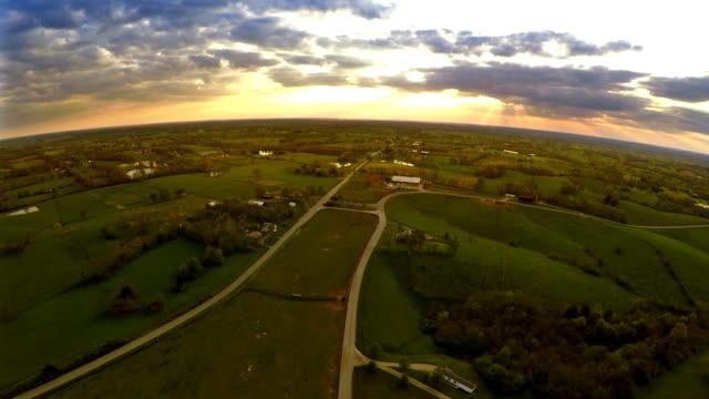 Kentucky countryside video