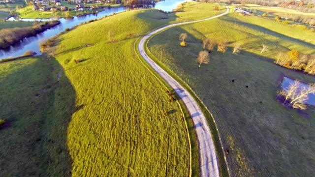 Kentucky farmland video