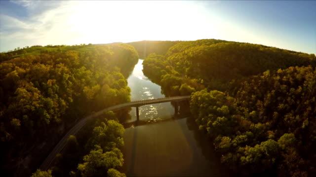 Kentucky River Palisades video