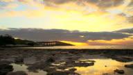 HD DOLLY: Key West Bridge In The Morning video