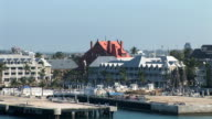 Key West from Cruise ship video