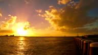 Key West sunset video
