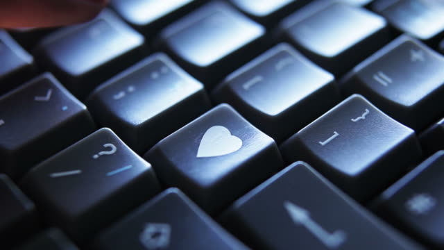 Keyboard heart     KE CO video