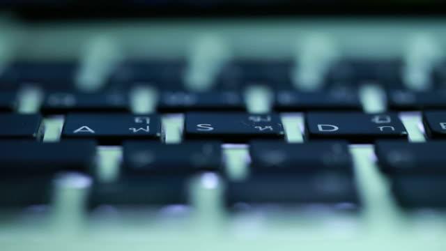 Keyboard video