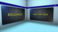 STRATEGY Keywords, Loop, 4k video