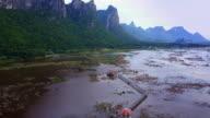 Khao Sam Roi Yot National Park, Prachubkirikan, Thailand video