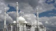 Khazret Sultan Mosque video