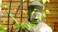 Khmer sculpture video