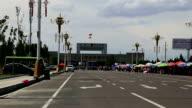 Khorgos border port video