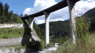 Kicking Horse Bridge video