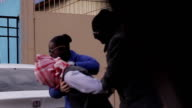 Kidnappers being dragged sacrifice video