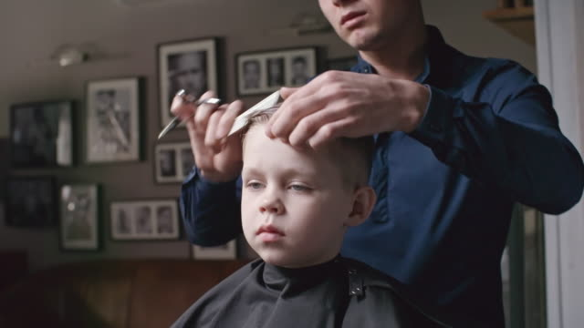 Kid's Hair Salon video