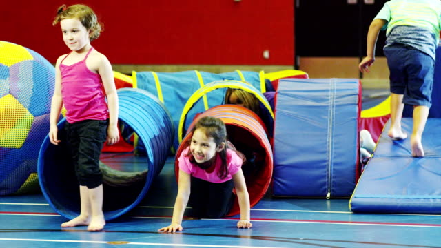 Kids Having Fun Together video