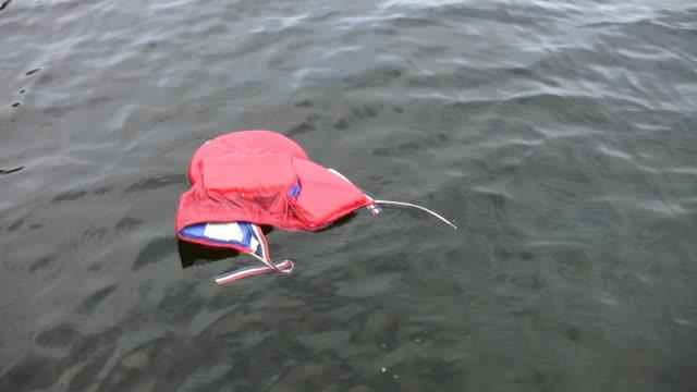 Kid's lifejacket. video