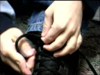 Kids & Shoelace… always fun! video