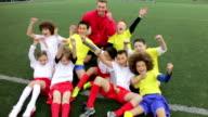 Kids Soccer Cheer video