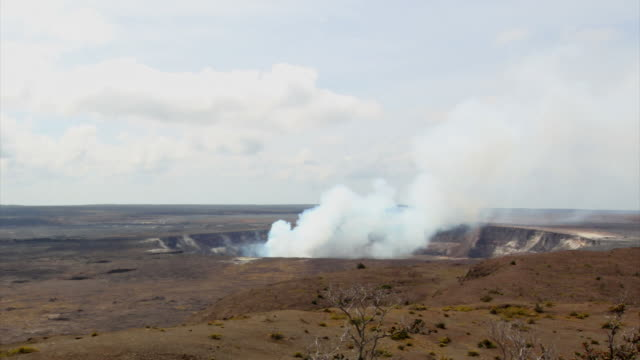 Kilauea crater - Hawaii Big Island video