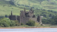 Kilchurn Castle video