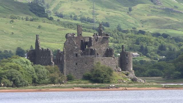 Kilchurn Castle video