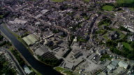 Kilkenny  - Aerial View -, Ireland video