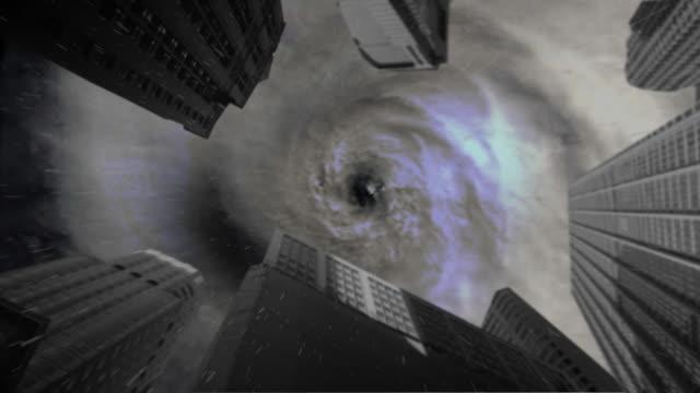 Killer Storm over City video