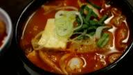 Kimchi Soup video