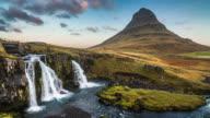 Kirkjufell, Iceland video