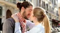 Kissing Couple video
