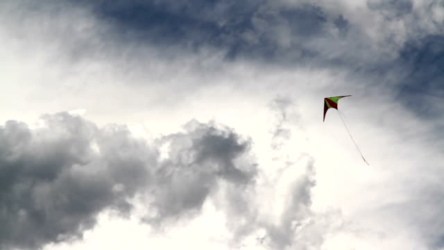Kite and the coming storm video