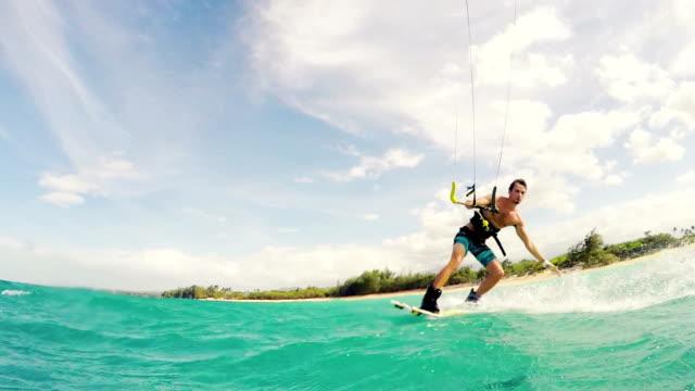 Kite Boarding video