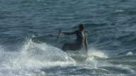 HD : Kite surfing video