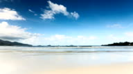 Klong Prao Beach - Time Lapse video