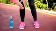 Knee Injury video