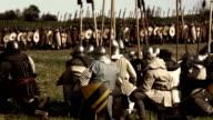 Knights attack video