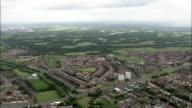 Knowsley Park,  Liverpool  - Aerial View - England,  Knowsley,  Knowsley helicopter filming,  aerial video,  cineflex,  establishing shot,  United Kingdom video