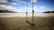 Koh Chang Beach With Swing video