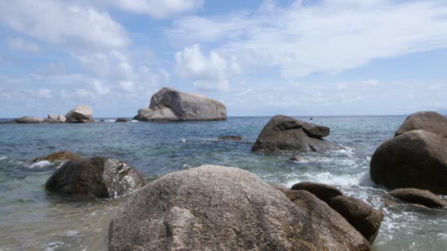 Koh Tao Island Land Scape video