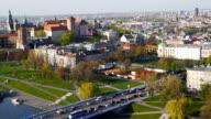 Krakow Panorama, Poland video