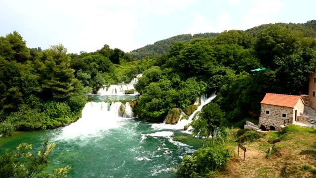 HD: Krka National Park, Dalmatia, Croatia video