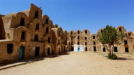 Ksar Ezzahra -  Tataouine district in southern Tunisia video