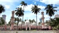 Kuala Lumpur Mosque Masjid Jamek video