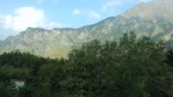Kullu valley in a sunny day. Manali, Himachal Pradesh, India. video