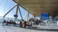 Kunming long water International Airport video