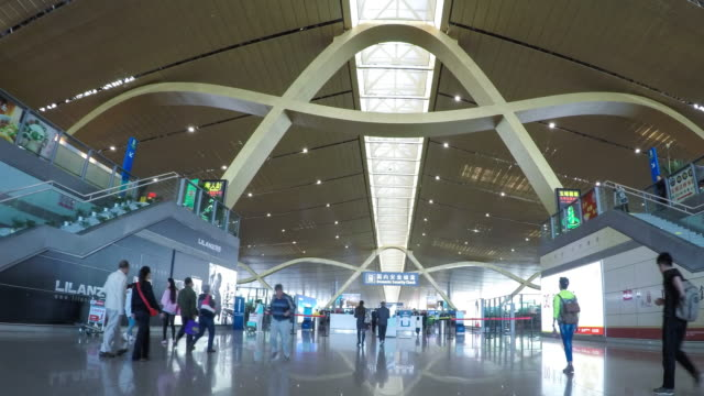 Kunming long water International Airport video